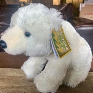 Aurora Polar Bear 12″