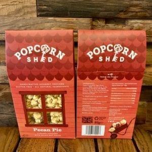 Popcorn Shed Pecan Pie Popcorn Box