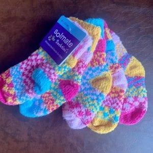 Solmate Socks Cuddle Bug UK 6-12 Months