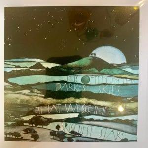 Sam Cannon Art – DARKEST SKIES Card