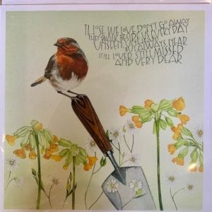Sam Cannon Art – COWSLIPS Card