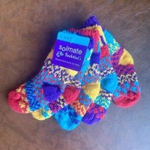Solmate Socks Firefly UK 0-6 Months