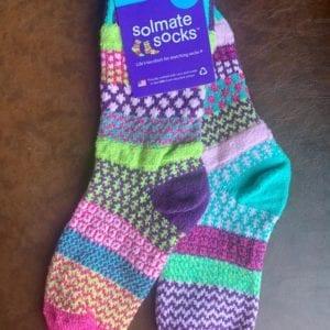 Solmate Socks Dalia UK Size 8-10 (L)