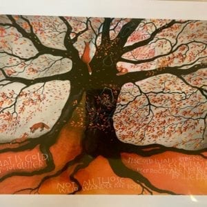Sam Cannon Art – DOES NOT GLITTER Card