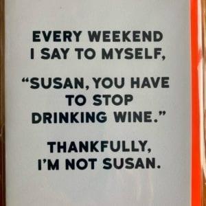 Redback Cards – SUSAN