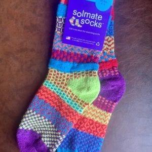 Solmate Socks Cosmo UK Size 4-6 (S)
