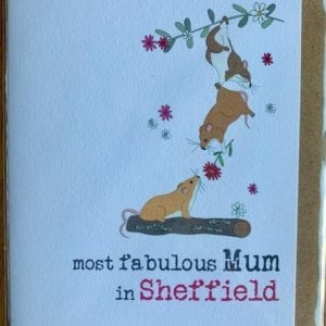 Dandelion Cards: Sheffield Mum