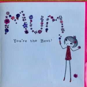 Blue Eyed Sun Cards: Best Mum
