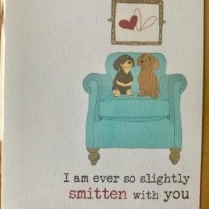 Dandelion Cards: Smitten