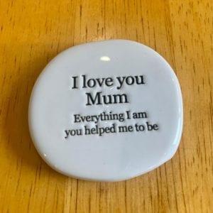 Splosh: I Love You Mum Life Magnet