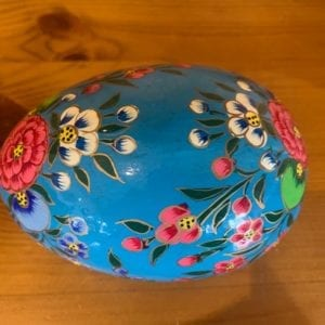 Dalit Goods – Egg Container – Blue