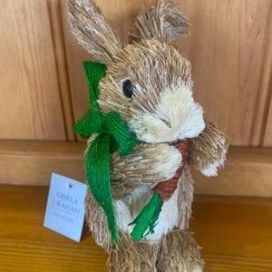 Gisela Graham Easter Bristle Bunny
