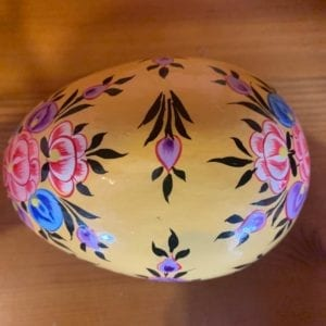 Dalit Goods – Egg Container – Yellow