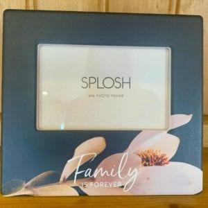 Splosh Flourish Family 4×6 Frame