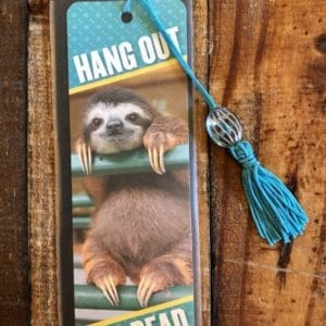 Peter Pauper Press 'Baby Sloth' Bookmark
