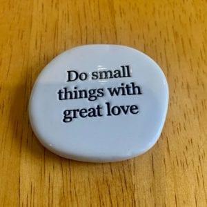 Splosh: Small Things Life Magnet