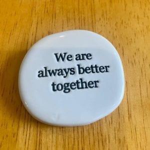 Splosh: Together Life Magnet