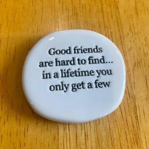 Splosh: Good Friends Life Magnet