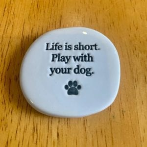 Splosh: Dog Life Life Magnet