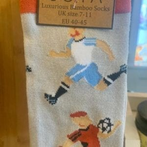 Joya FOOTBALL Bamboo Socks