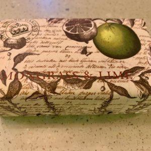 Kew Gardens Lemongrass and Lime Soap