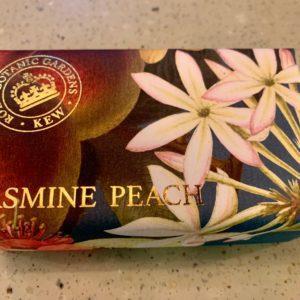 Kew Gardens Jasmine and Peach Soap