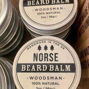 Norse – Beard Balm (Woodsman)