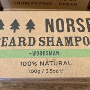 Norse – Beard Shampoo (Woodsman)