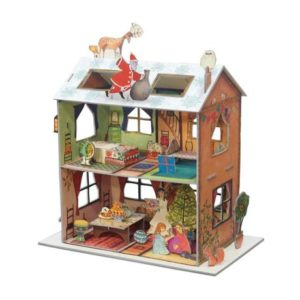 Roger la Borde:  The Night Before Christmas Pop & Slot Advent Calendar (POP065)